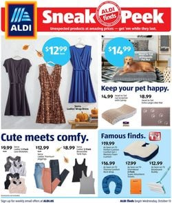 Catalogue ALDI from 10/13/2021