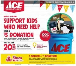 Catalogue Ace Hardware from 08/06/2021