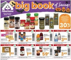 Catalogue Albertsons from 09/28/2021