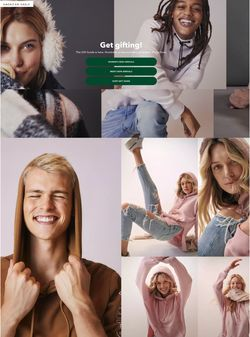 Catalogue American Eagle Black Friday 2020 from 11/12/2020