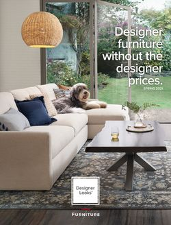Catalogue American Signature Furniture from 02/11/2021