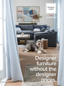 Catalogue American Signature Furniture from 05/04/2021