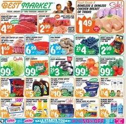 Catalogue Best Market from 01/22/2021
