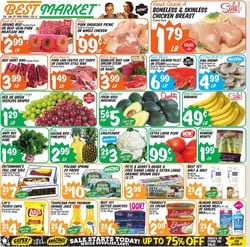 Catalogue Best Market from 01/29/2021