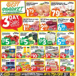 Current weekly ad Best Market