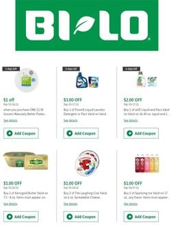 Catalogue BI-LO from 03/12/2021