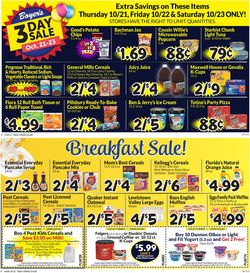 Current weekly ad Boyer's Food Markets