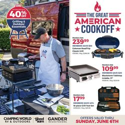Catalogue Camping World from 05/18/2021