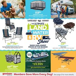 Catalogue Camping World from 06/08/2021