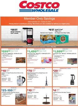 Current weekly ad Costco