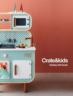 Catalogue Crate & Barrel from 12/01/2020