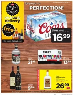 Catalogue Cub Foods from 10/03/2021