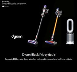 Current weekly ad Dyson