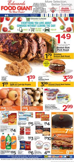 Catalogue Edwards Food Giant from 10/06/2021
