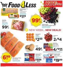 Catalogue Food 4 Less from 10/06/2021