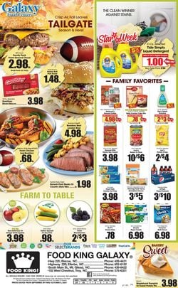 Catalogue Food King from 09/29/2021