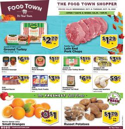 Catalogue Food Town from 10/06/2021