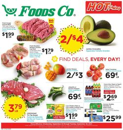 Catalogue Foods Co. from 09/22/2021