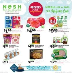 Catalogue Grocery Outlet from 09/29/2021