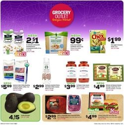 Current weekly ad Grocery Outlet