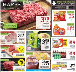 Catalogue Harps Foods from 09/08/2021