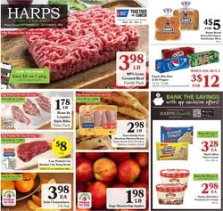 Catalogue Harps Foods from 09/22/2021