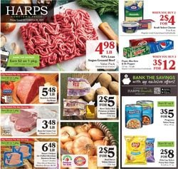 Catalogue Harps Foods from 10/06/2021