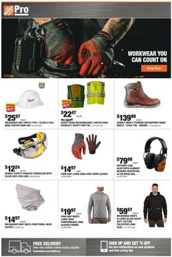 Catalogue Home Depot from 10/11/2021