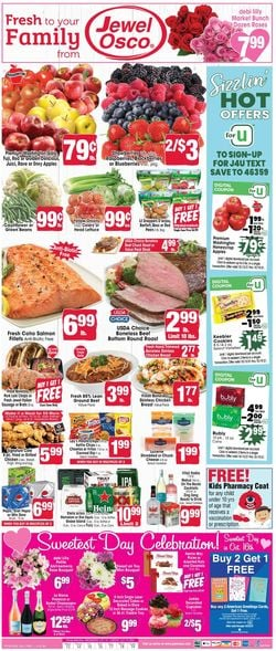 Catalogue Jewel Osco Sweetest Day from 10/13/2021
