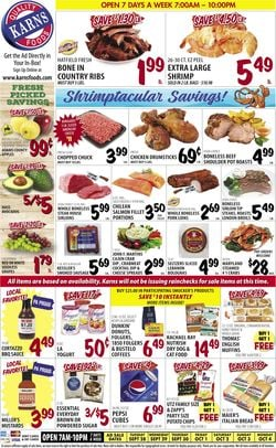 Catalogue Karns Quality Foods from 09/28/2021
