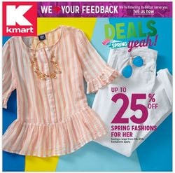 Catalogue Kmart from 03/17/2019