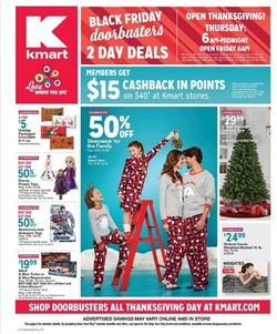 Catalogue Kmart BLACK FRIDAY AD 2019 from 11/28/2019