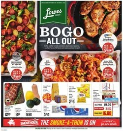 Catalogue Lowes Foods from 09/29/2021