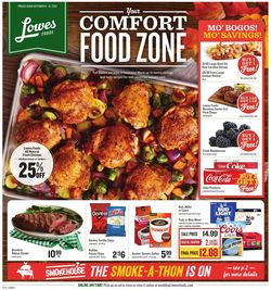 Catalogue Lowes Foods from 10/06/2021