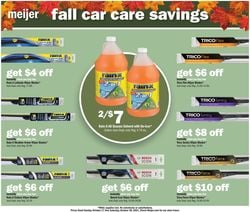 Catalogue Meijer from 10/17/2021