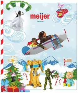 Catalogue Meijer HOLIDAY2021 from 10/31/2021