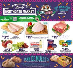 Catalogue Northgate Market Halloween 2021 from 10/06/2021