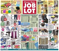 Catalogue Ocean State Job Lot from 09/23/2021
