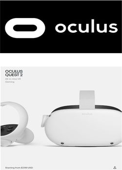 Current weekly ad Oculus