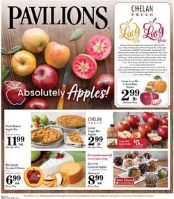 Catalogue Pavilions from 10/20/2021