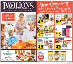 Catalogue Pavilions from 10/27/2021