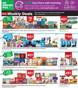 Catalogue Pet Supplies Plus from 07/05/2021