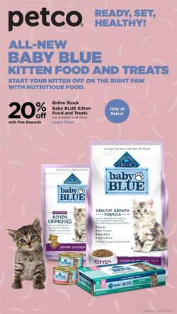 Current weekly ad Petco