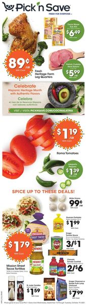 Catalogue Pick 'n Save from 09/15/2021