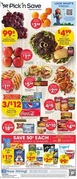 Catalogue Pick 'n Save from 10/06/2021