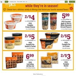 Catalogue Price Chopper from 10/15/2021