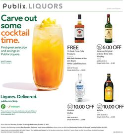 Catalogue Publix from 10/21/2021