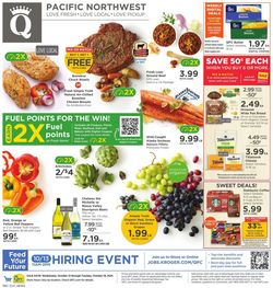 Current weekly ad QFC