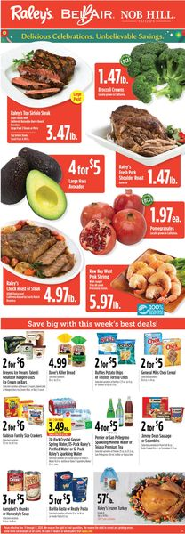 Current weekly ad Raley's
