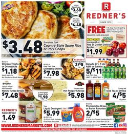 Catalogue Redner's Warehouse Market from 10/07/2021